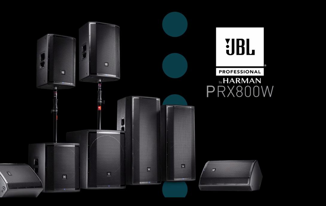JBL PRX800W