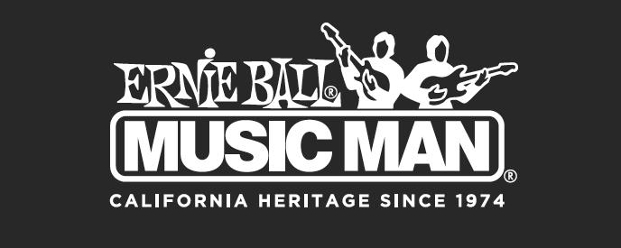 Ernie Ball Music Man Dealer Canada
