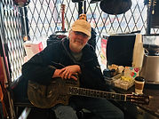 Bluesman Sighting @Westcoast Guitars