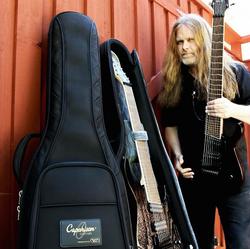 Caparison Guitars Artist Mattius Eklundh