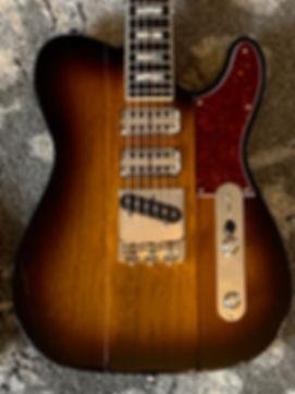 Canada Dealer For b3 Custom Guitars BY Master Builder Gene Baker
