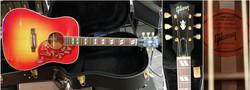 Gibson Hummingbird Custom Shop Adirondack Red Spruce
