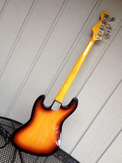 Fender Jazz Bass Vintage Back