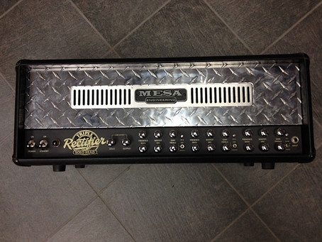 Boogie Triple Rectifier Head Used Great Deal at Westcoast Guitars