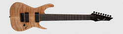 RUSTY COOLEY 8 STRING FLAME - OIL FINISH