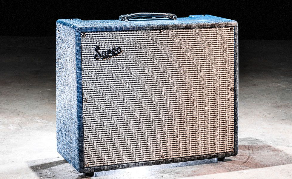 AVAILABLE Supro Thunderbolt Amp