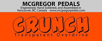 McGregor Pedals Dealer Canada 604 682 4422