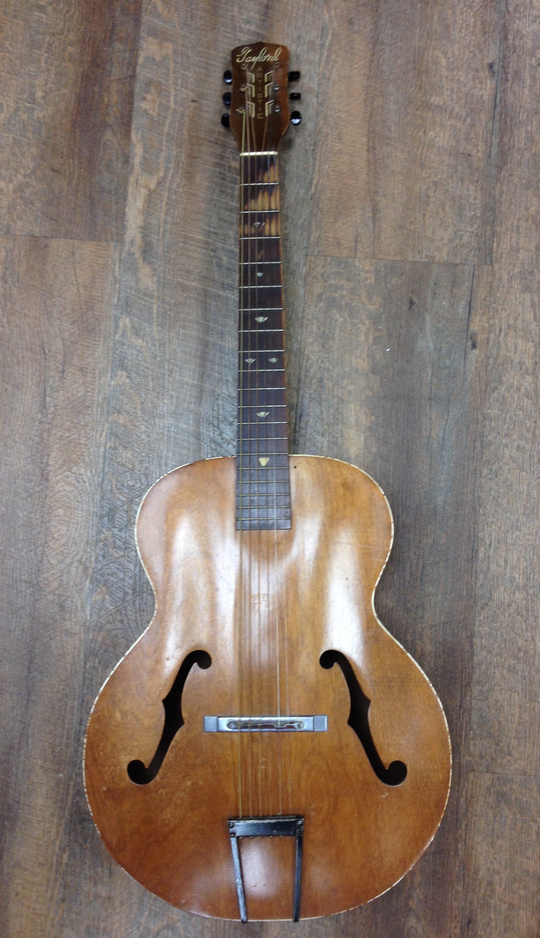 1942 Gaylord Archtop