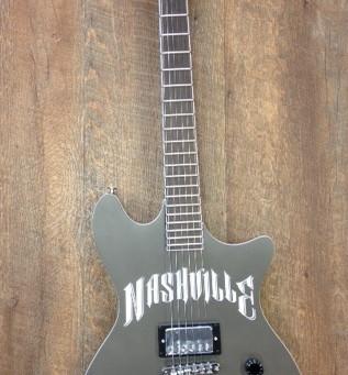 Nashville Outlaws Tribute to Motley Crue Guitar
