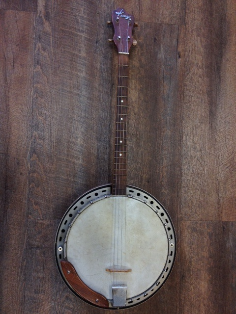 Vintage Kay Tenor Banjo ON HOLD