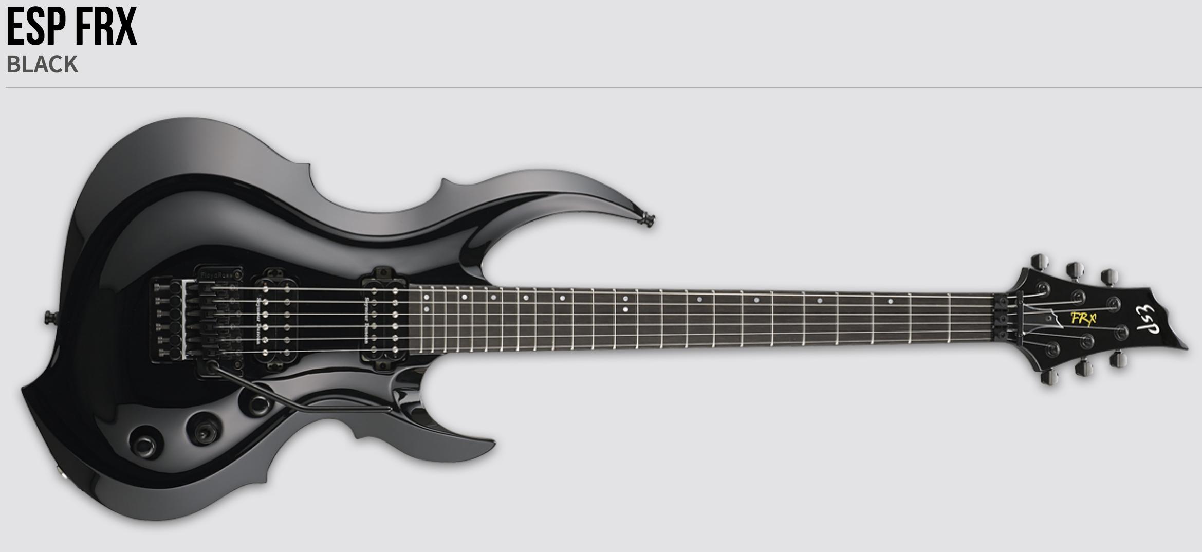 ESP FRX BLACK
