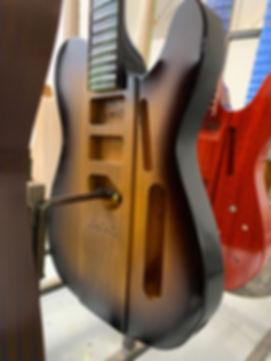 Custom Build Order Your Dream Guitar From Gene Baker Master Luthier Ex Gibson and Fender Custom Shops