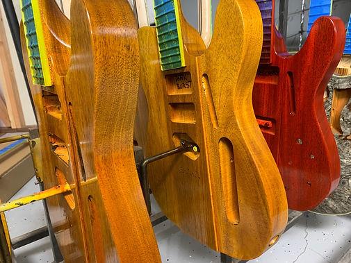 Canada Dealer For Gene Baker b3 Custom Guitars