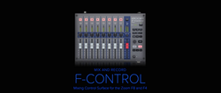 Zoom F-Control Canada Dealer