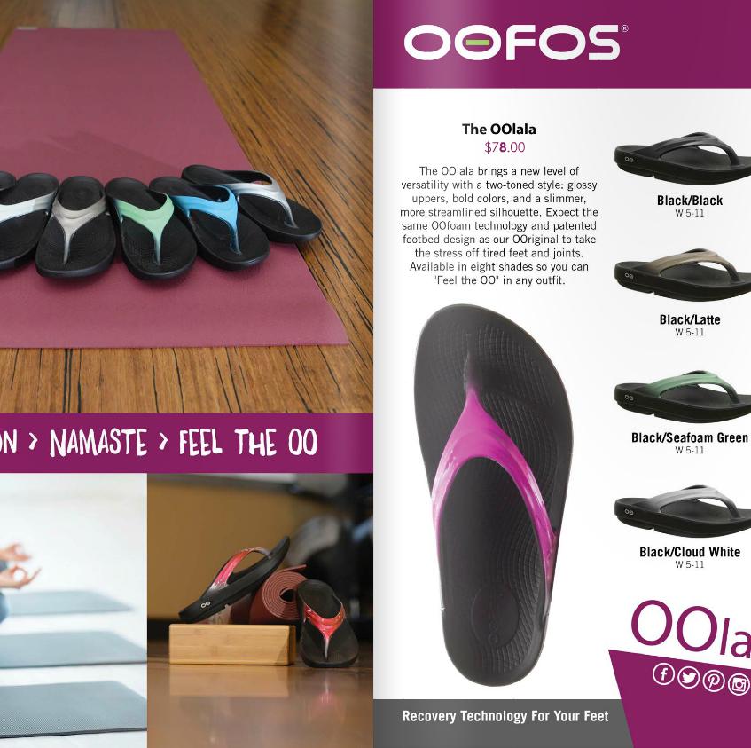 OOFOS Canada Dealer
