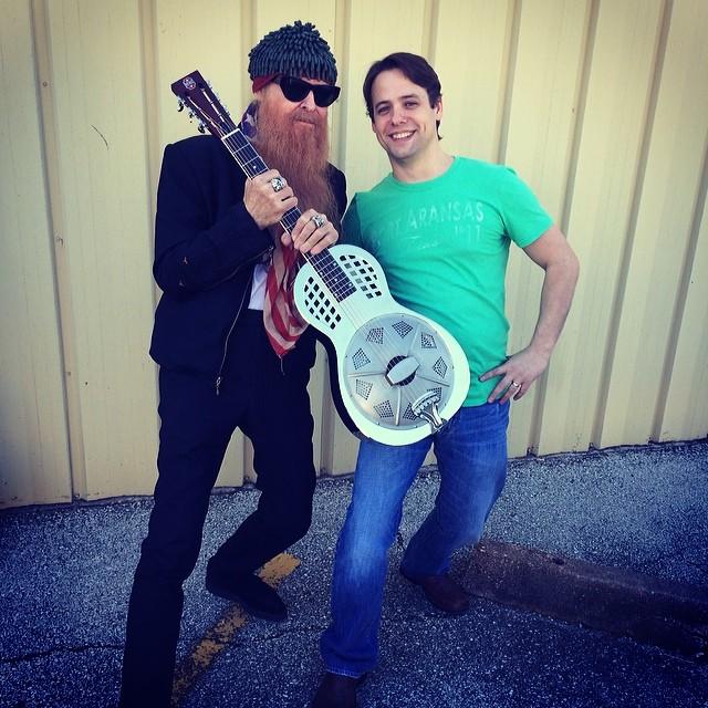Billy Gibbons Republic Guitars