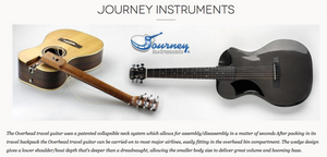 journey, travel, guitars, demo, dealer, canada, OF410, wood, guitar, westcoast,