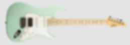 Suhr Classic S Maple Fingerboard Surf Gr