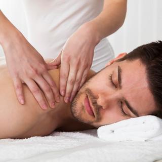 Nos massages du dos