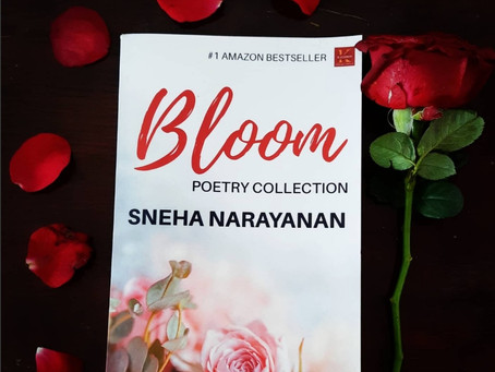 Book Review- Bloom