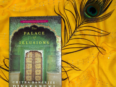 The Palace Of Illusions-Draupadi's Mahabharata