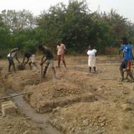 Pig Farm, Kotoso DA Government School, Ghana