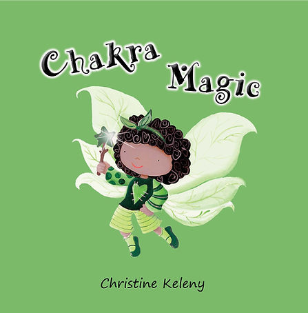 Chakra Magic Front Cover