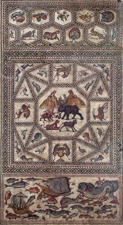 Lod Mosaic top