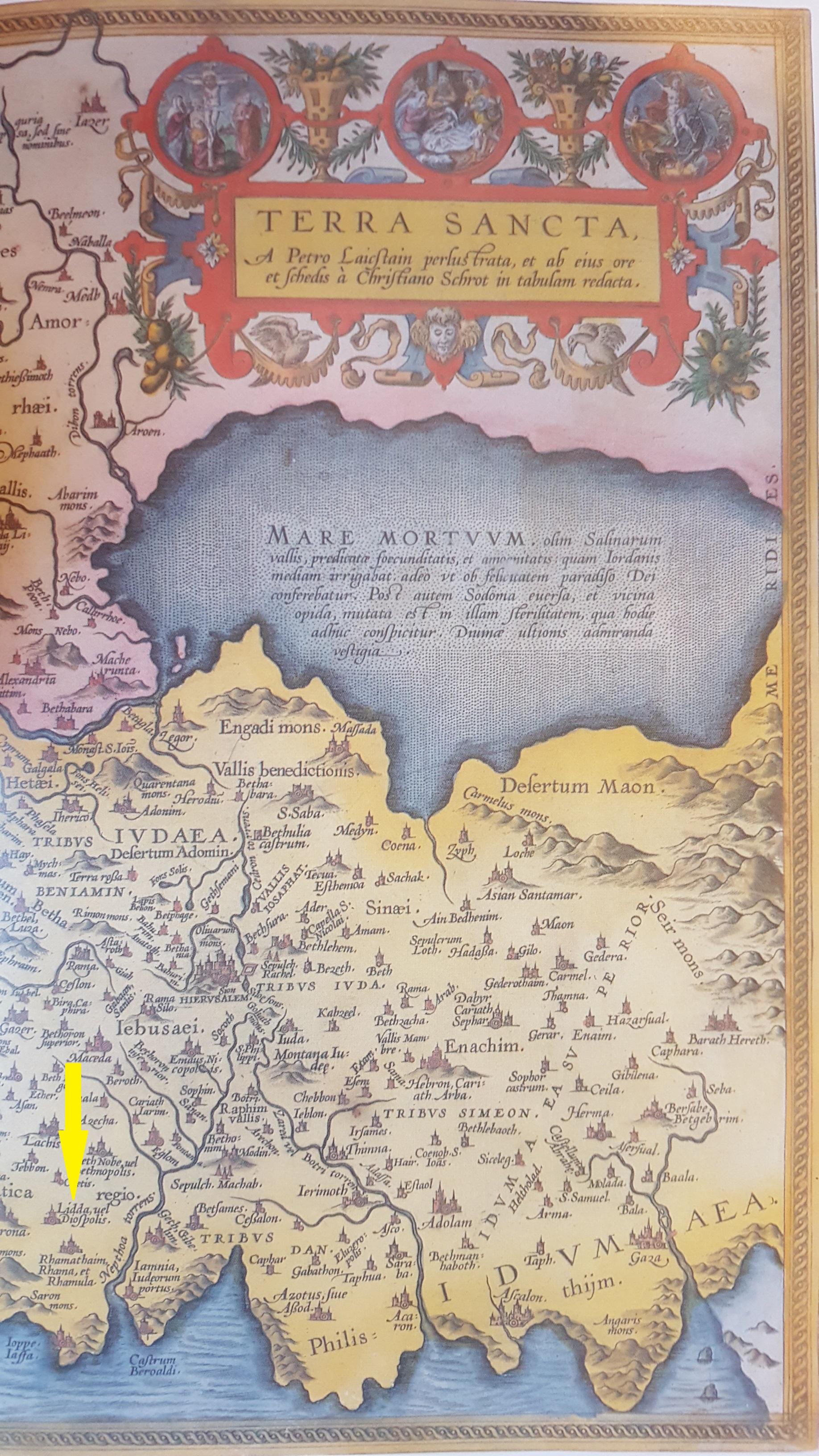 Theatrum Orbis Terrarum 1584