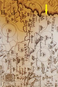 Galilaeae Descriptione - London 1650