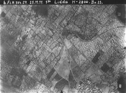 צילום אוויר של הטייסת הגרמנית, 25.11