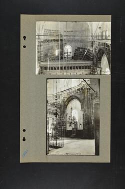 צילום פנים כנסיית סנט ג_ורג_