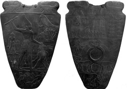 Narmer Palette Early Bronze Age