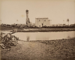 איזור המסגד בלוד 1878, פליקס בונפילס