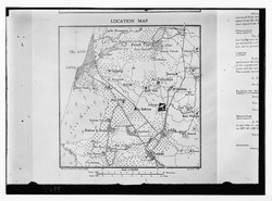 location of Lydda aerodrome