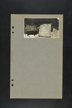 צילום של הכתובת הקופטית