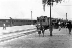 תחנת הרכבת בלוד, אביב 1929, הארכיון הדיג