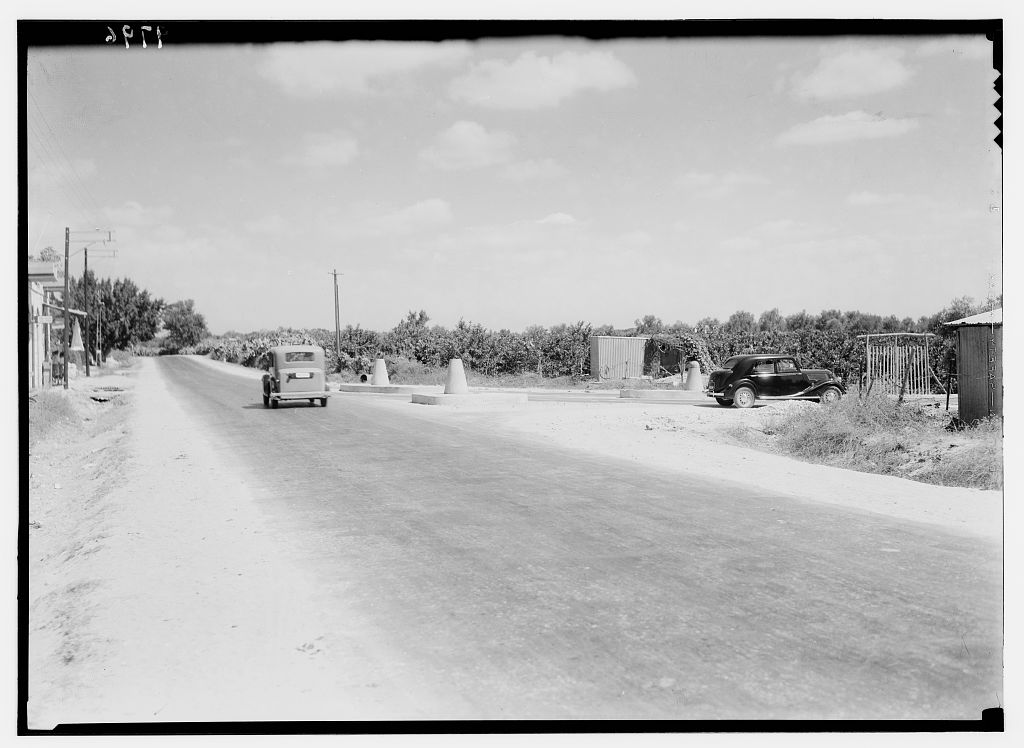 junction of lydda and Jaffa road