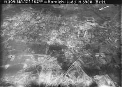 צילום אויר של הטייסת הגרמנית 17.1