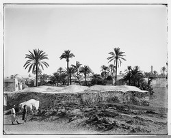 Lydda reputed home of St. George