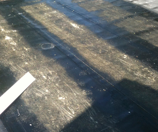 Rubber Roofing 1