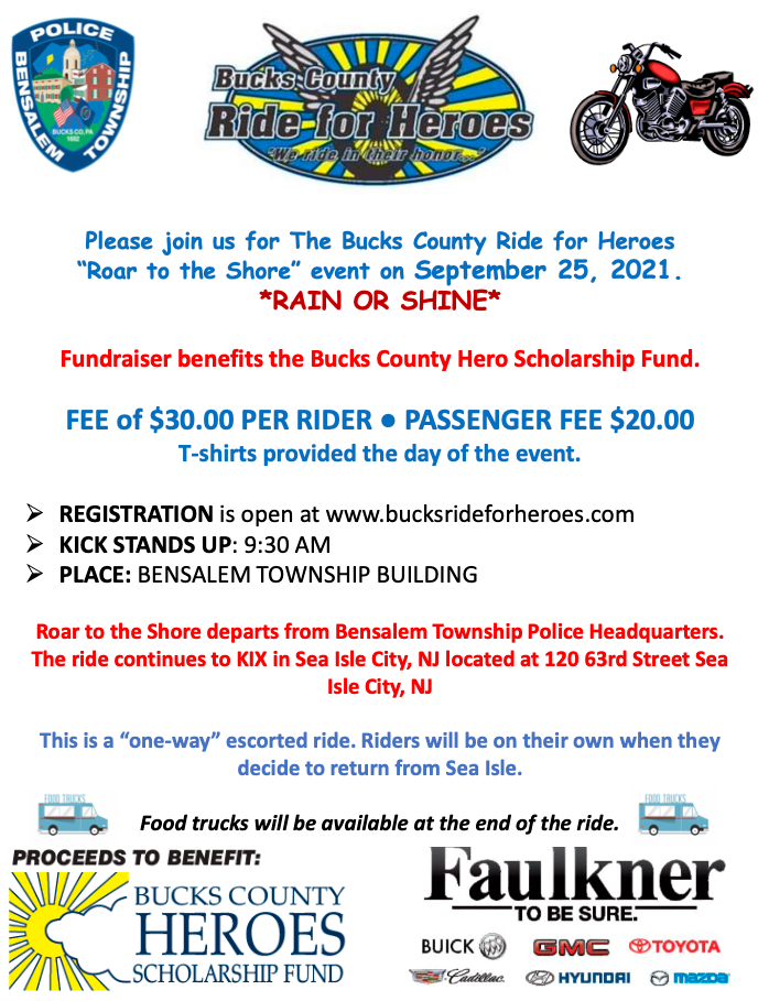 Ride for Heroes