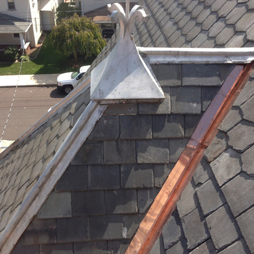 Slate Roofing 3