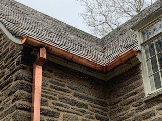 Copper Roofing 12