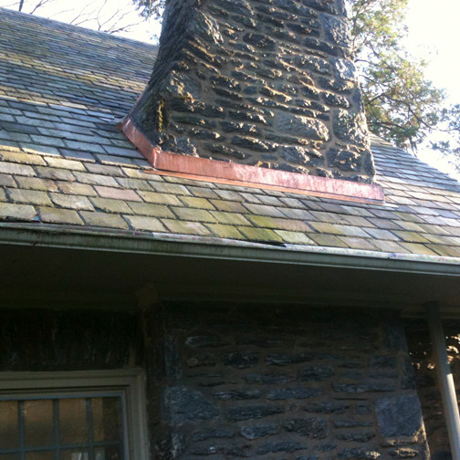 Slate Roofing 1