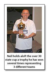 30 year trophy