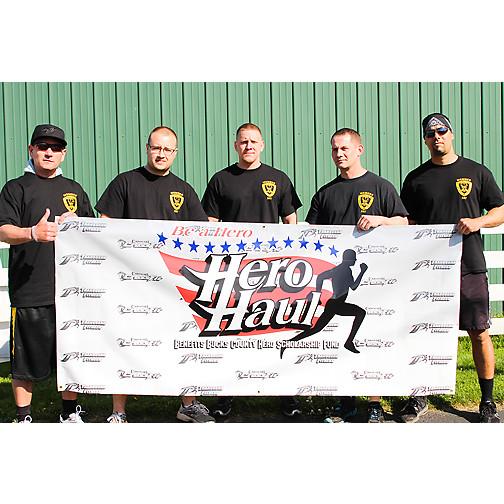 2013 Heroes Haul