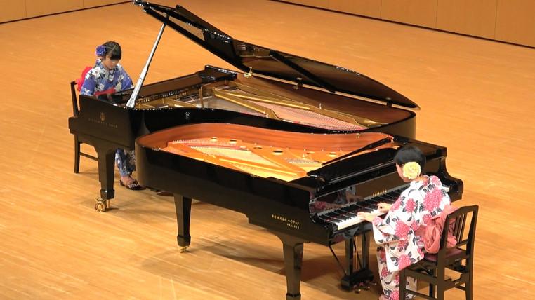 ピアノデュオフェスティバルin下呂8