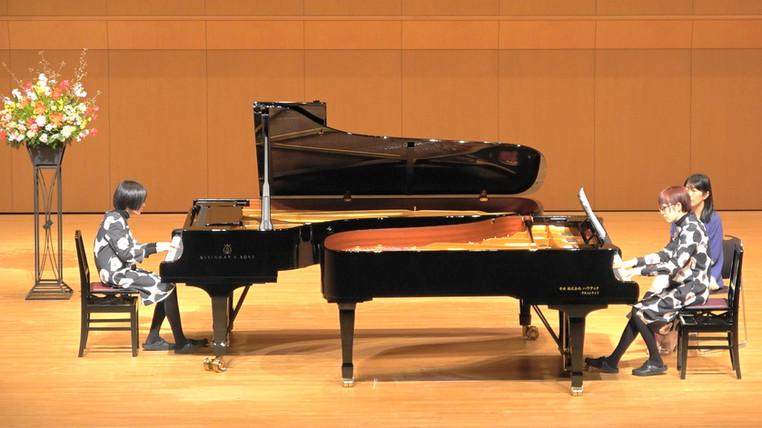 ピアノデュオフェスティバルin下呂3