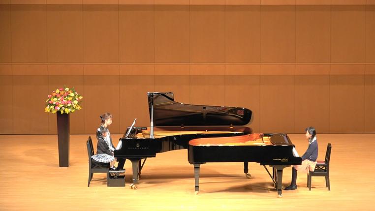 ピアノデュオフェスティバルin下呂1
